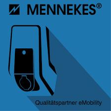 Mennekes Qualitätspartner eMobility Logo